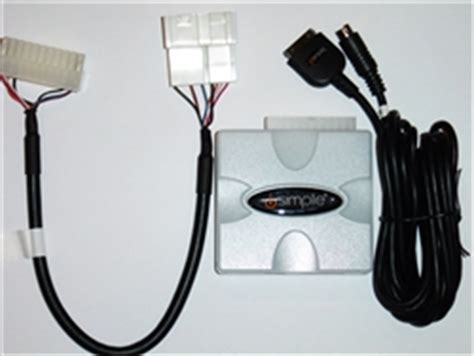 peripheral isimple pxdp pxhgm2 ipod iphone adapter