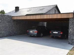 Garage Holzständerbauweise Selber Bauen : carport selber bauen mehr als 70 ideen und bauanleitungen einrichtungsideen ~ Buech-reservation.com Haus und Dekorationen