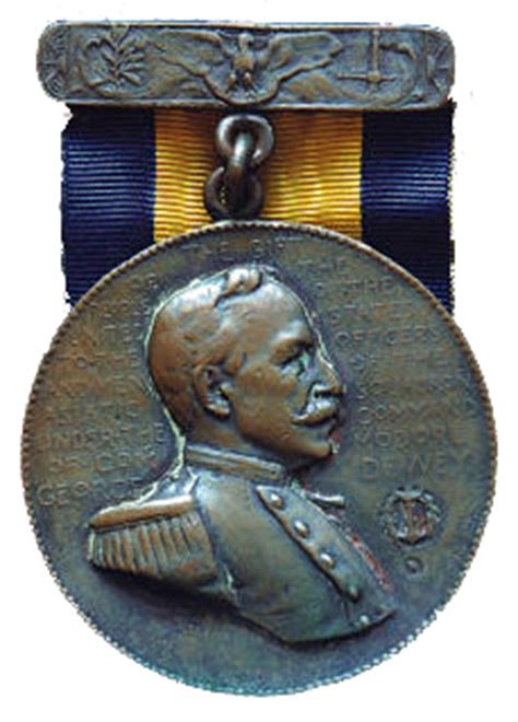 dewey medal roll search