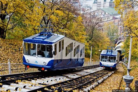 Kiev funicular. Brief History and Facts. Page 1