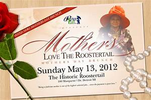 MOTHERS LOVE THE ROOSTERTAIL....MOTHERS DAY BRUNCH Tickets ...