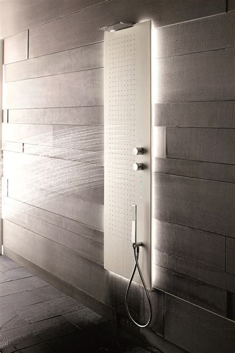 fantini rubinetti prezzi acquapura colonna doccia a parete by fantini rubinetti