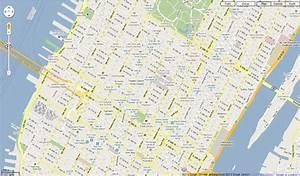 Plan De Manhattan : plan new york avec monuments voyage sponsoris ~ Melissatoandfro.com Idées de Décoration