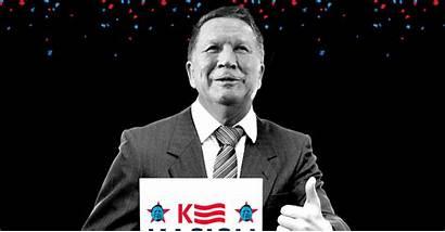 John Kasich Trump Governor Still Donald Gop