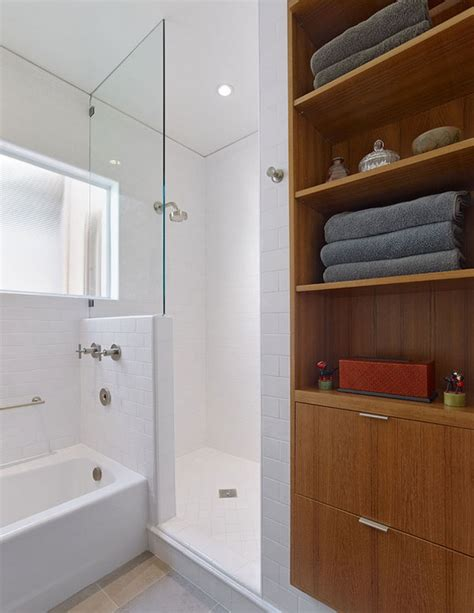 20 Clever Designs Of Bathroom Linen Cabinets  Home Design