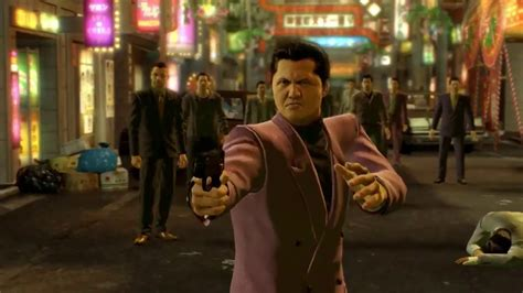 Yakuza 0 Xbox One Launch Trailer Youtube
