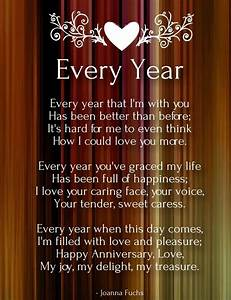 Short anniversary poems for husband | Romantic Poems for ...
