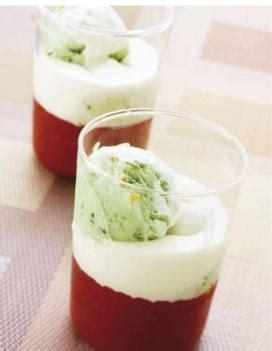 emulsion cuisine cappuccino fraise émulsion wasabi pour 4 personnes recettes à table