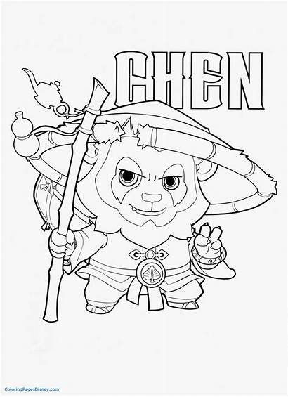 Coloring Pages Blizzard Pop Culture Warcraft Fighter