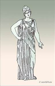 Ancient Greek costumes. The Tunic or Chiton. | Costume History