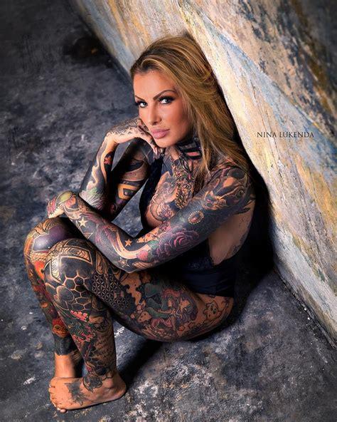 Pin On Tattooed Girls