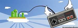 Jeux De Voiture Avec Manette : manette nes avec des ailes photo de couverture facebook ~ Maxctalentgroup.com Avis de Voitures