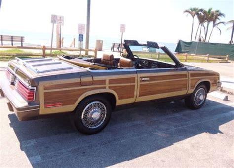 84 Chrysler Lebaron find used 84 chrysler lebaron convertible 41k orig one