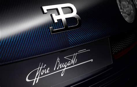Bugatti Symbol Picture by The Bugatti Legend Ettore Bugatti Harks Back To The