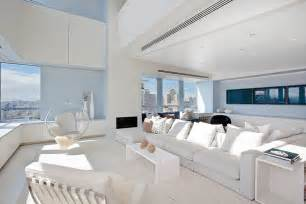 white interiors homes stylish san francisco ritz carlton penthouse could be yours for 8 million