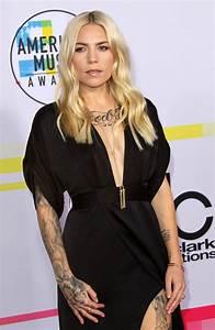 Skylar, Grey, Stills, At, American, Music, Awards, 2017, In, Los, Angeles