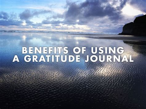 benefits    gratitude journal awesome
