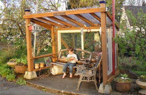 rain shelter outdoors ideas  kids   pergola