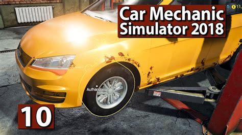 auto werkstatt simulator 2018 auto werkstatt simulator 2018 schon wieder der sohnemann 10 car mechanic