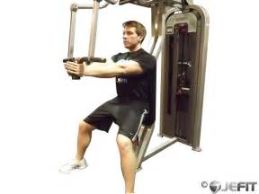 machine fly exercise database jefit best android and iphone workout fitness exercise and