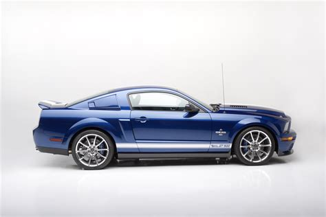 Barrett-jackson To Auction Shelby Super Snake For Las