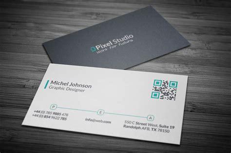 Modern Corporate business card template inspiration ...