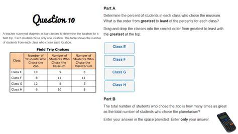 7th grade parcc math practice questions