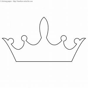Free coloring pages of princess crown