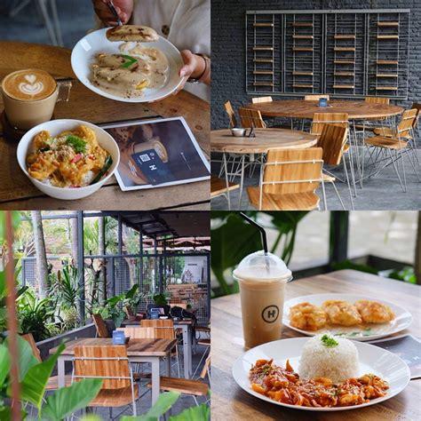 kafe habitat  jogja spot nongkrong   tawarkan