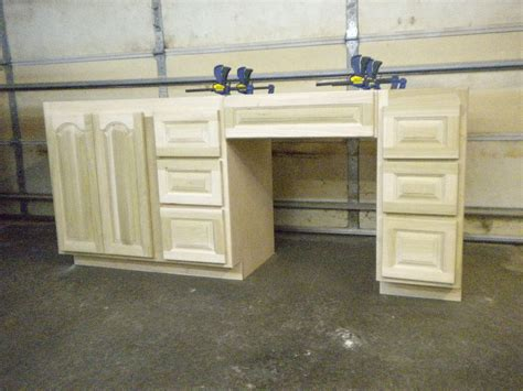 Bathroom Vanity With Makeup Station by Bathroom Vanity With Make Up Station By Carbide