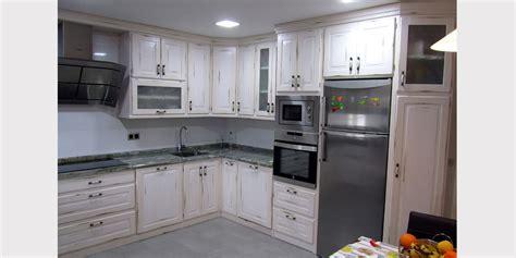 cocinas muebles hogar reforma banos en la rioja  mesa industrial