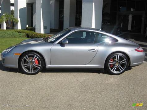 silver porsche carrera gt silver metallic 2011 porsche 911 carrera 4s coupe