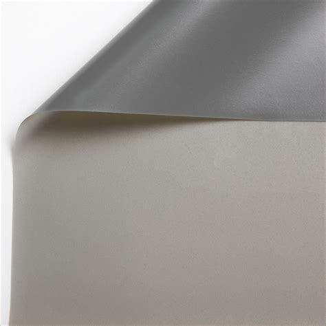 carls gray rear projection film projector screen material