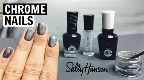 Sally Hansen Gel Nail Polish Kit Australia