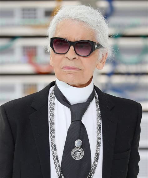 Karl Lagerfeld Interviewed an Astronaut for His Fashion ...