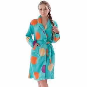 achetez en gros femmes robe de chambre en ligne a des With robe de chambre courte femme