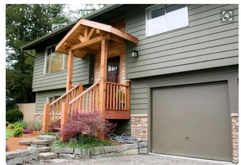 image result for exterior paint colors for bi level home