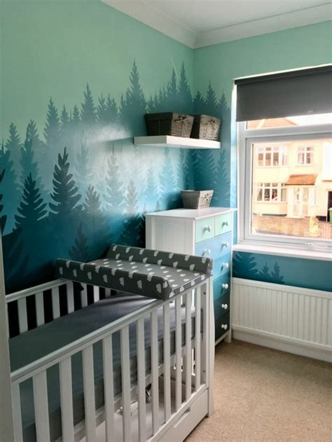 decoration chambre bebe etoile awesome decoration turquoise chambre bebe contemporary