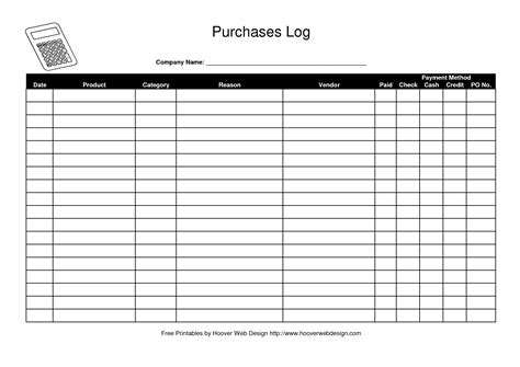 log sheet template best photos of free payment record template free printable payment log sheets monthly payment