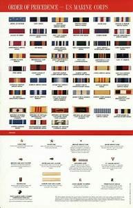 Usmc Ribbons Marine Corps Medals United States Marine
