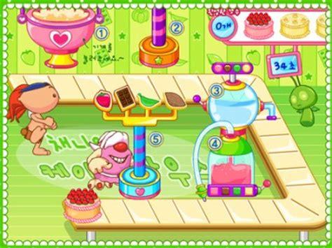 jeu de cuisine gateau usine à gâteaux joue jeux gratuits en ligne joue usine à