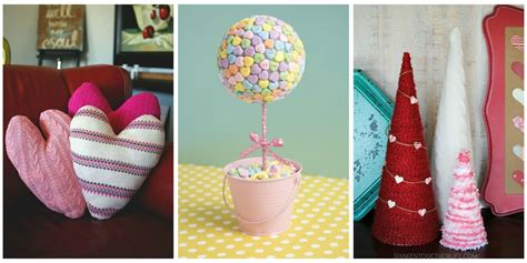 18 Sweet And Simple Diy Valentine's Day Decorations