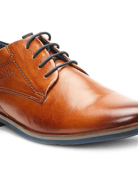 Clothing for men & women. Buy Bugatti Men Brown Formal Shoes Online in India - Iconic