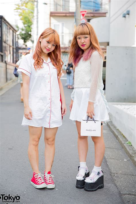 blonde harajuku girls  lillilly kco jouetie syrup