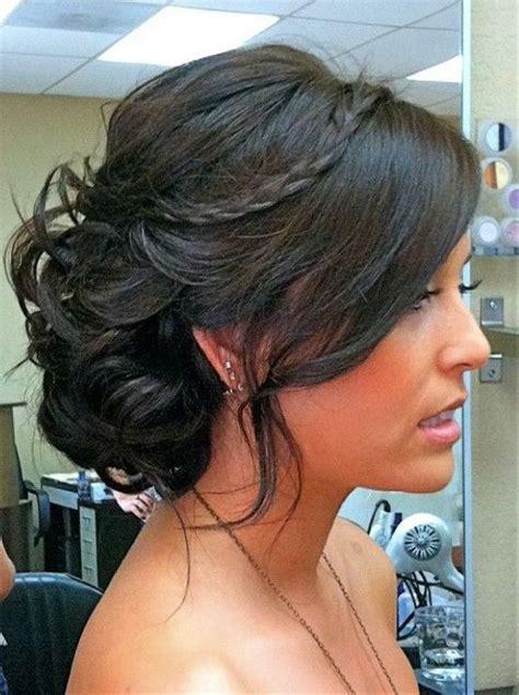wedding updos for fine medium length hair wedding hair