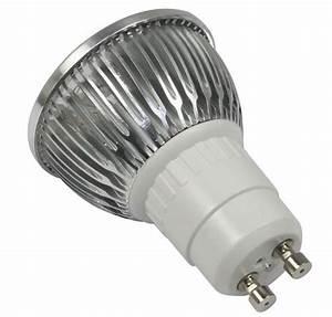 Ampoule Led 220v : 1 ampoule led maison gu10 12w 220v couleur blanc froid ~ Edinachiropracticcenter.com Idées de Décoration