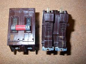 Wadsworth 2 Pole 15 Amp Old Style Metal Clips Circuit