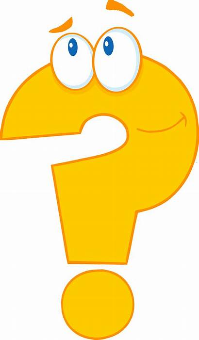 Question Mark Cartoon Clipart Character Illustration Thatresourcesite