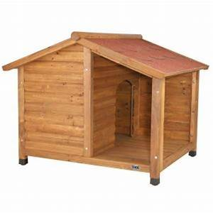 trixie rustic large dog house 39512 the home depot With wood dog houses home depot