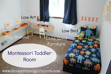 chambre montessori montessori toddler bedroom